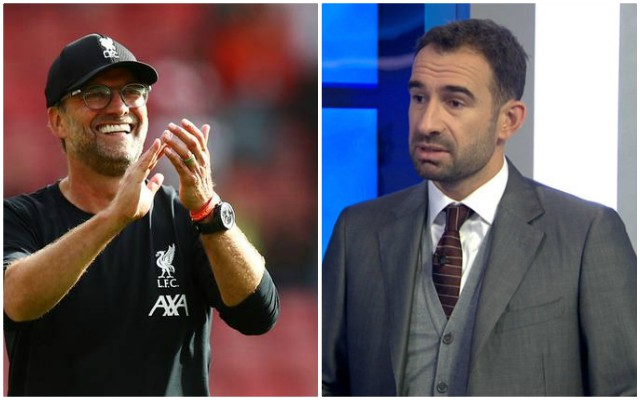 Sky Sports pundit on the Reds midfielder who offers 'something different'