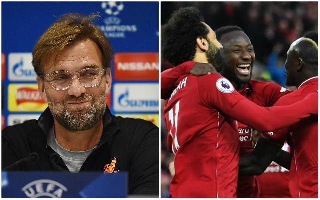 'Everything is different': Jurgen Klopp raves about exciting midfielder who could be set to ignite this season