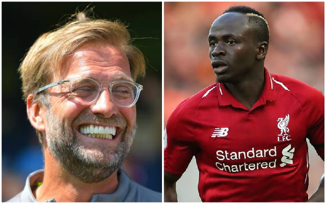 Huge news: Jurgen Klopp claims Sadio Mane could face Norwich City in Premier League season opener