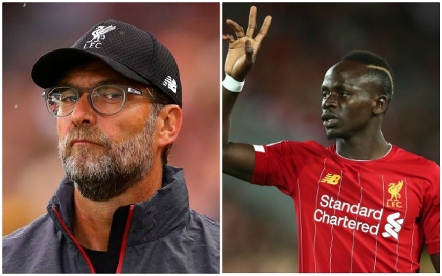 """Great to see"": Reds fans react to UEFA Super Cup team news as Mane and Oxlade-Chamberlain return"