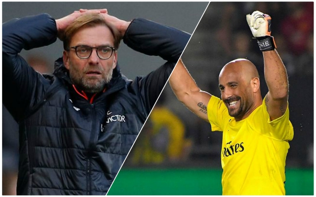 Pepe Reina says it's 'disgraceful' the Reds didn't win the Premier League last season