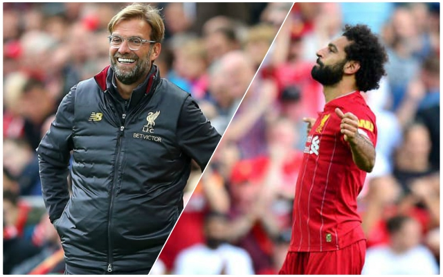 'Incredible': Jurgen Klopp heaps praise on Reds men after stunning Arsenal win