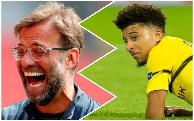 Borussia Dortmund hilariously troll Barcelona with Reds reference during Champions League draw