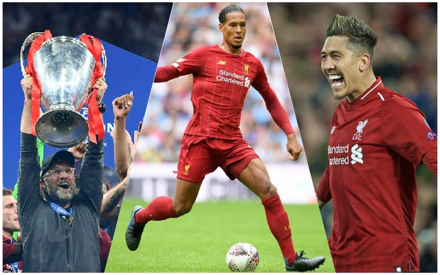 Reds fans will absolutely love Virgil van Dijk's answers to quick-fire football questions