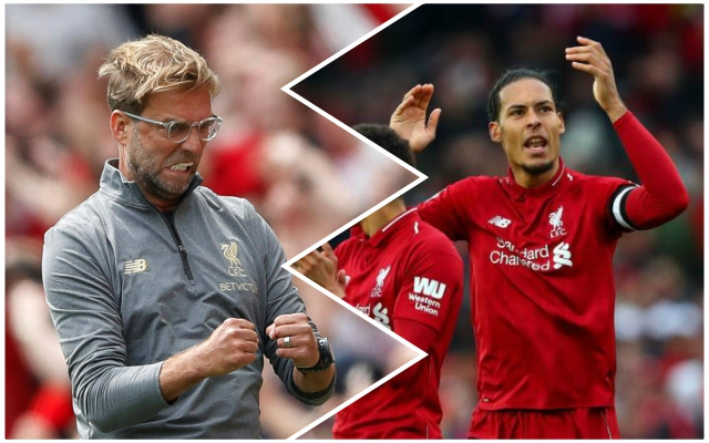 'A prize for all of us' – Klopp on VVD honour