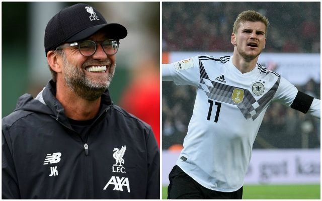 Weirdest Transfer Announcement Rb Leipzig Respond To Liverpool Loss With Werner Meme And Many Reds React