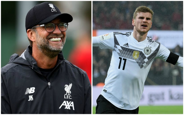 Liverpool target Timo Werner signs long-term contract with RB Leipzig