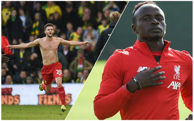 The three best stats ahead of the Reds' Premier League opener against Norwich City
