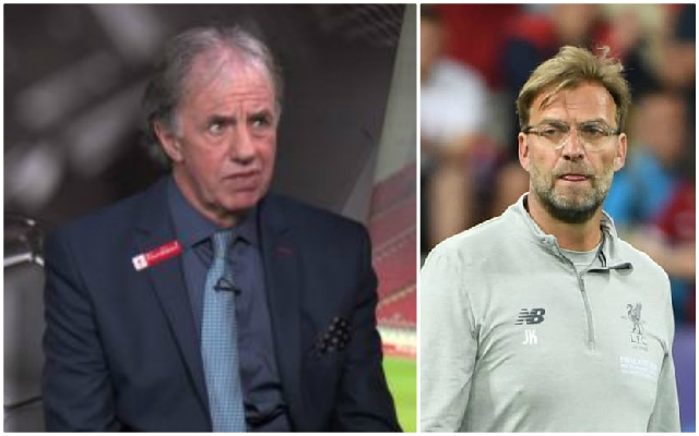 Lawrenson on moment of 'laziness' which cost Liverpool