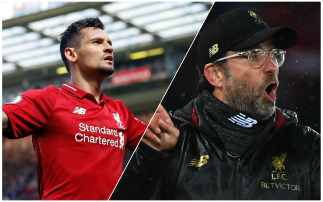 Fresh snag in Lovren's proposed exit