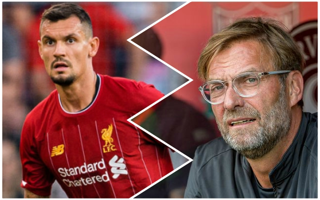 Klopp speaks transfer plans after Lovren sale: 'The perfect scenario is 40 players available and they are all happy…' 'But it doesn't work like that'