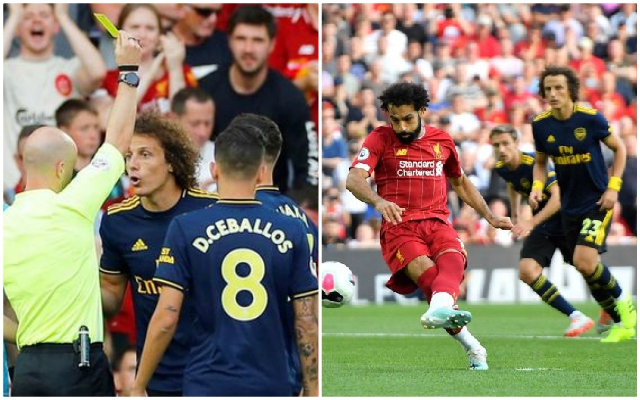 Liverpool outwork Arsenal to post 12 wins in a row