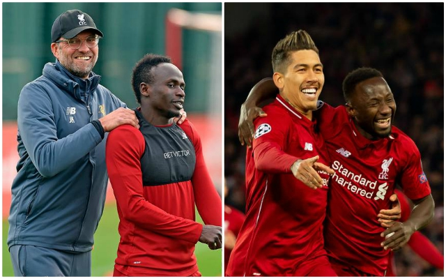 Sadio Mane to start? How the Reds should line up against Norwich City in Premier League opener