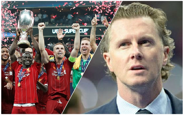 """Class"": Steve McManaman hails Reds man who impressed in UEFA Super Cup triumph"