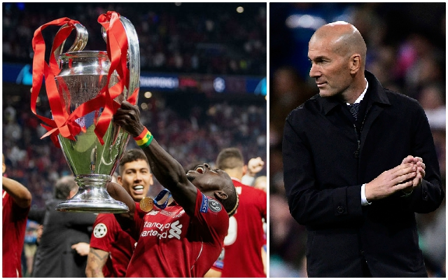 'If we play Liverpool, we will eliminate them…' Zidane goes hard on potential Champions League draw
