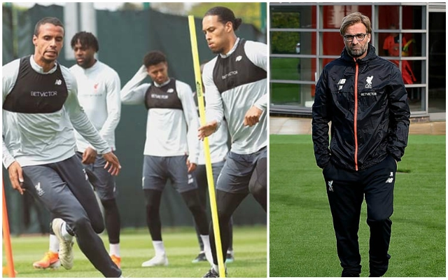 Jurgen Klopp instructs Reds to offer new contract to crucial player he fears could leave