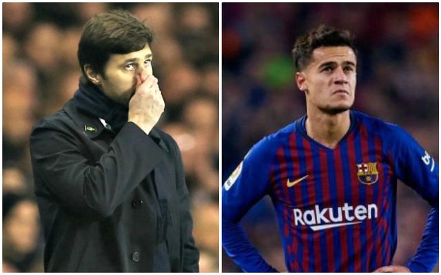 Huge update on Coutinho delivered as Premier League switch now appears unlikely