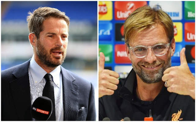 Jamie Redknapp states his Premier League title prediction ahead of the new campaign