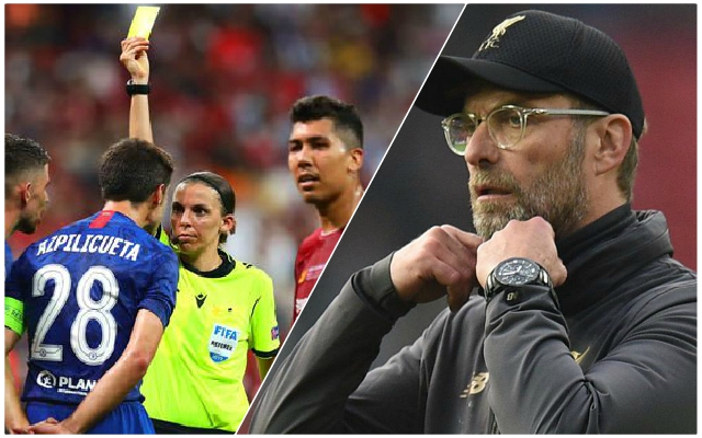 Jurgen Klopp outlines the one aspect of VAR that infuriates him