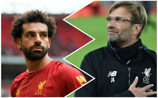 Mo Salah reveals Jurgen Klopp's title demand to Liverpool squad