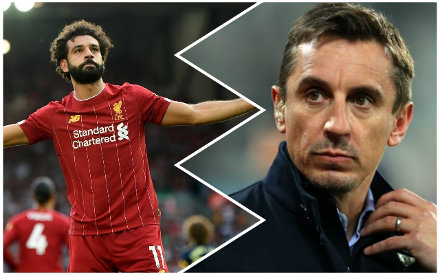 Gary Neville's Reds love in continues as he makes big claim about 'outstanding' trio