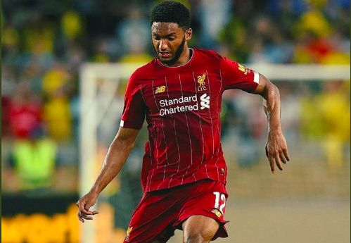 Joe Gomez may hit Liverpool benchmark against Brighton this weekend