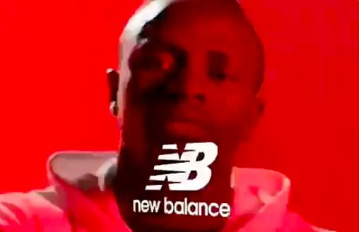 (Video) Sadio Mane's Unreal New Balance advert released