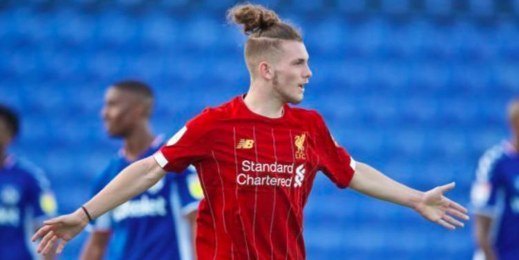 Pep Lijnders admits that Harvey Elliott has surprised him in training