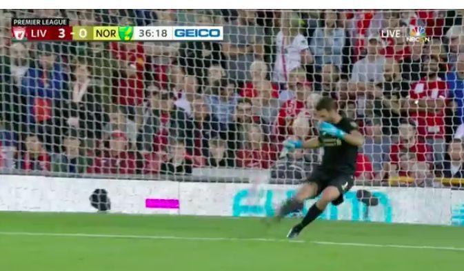 (Video) Alisson's freak injury – but journo provides good news