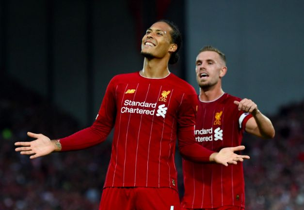 Gary Lineker goes viral with Virgil van Dijk tweet with Dutchman not on field v. Monterrey