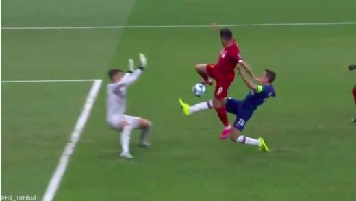 (Video) Firmino's performance v Chelsea proves he is the system