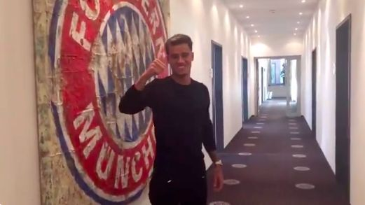 Bayern sporting director explains where Coutinho will play