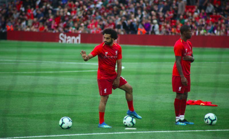 Mo Salah and Sadio Mane 'are not natural finishers', says Michael Owen