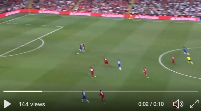 (Video) Robbo makes sublime recovery to stop certain Chelsea goal