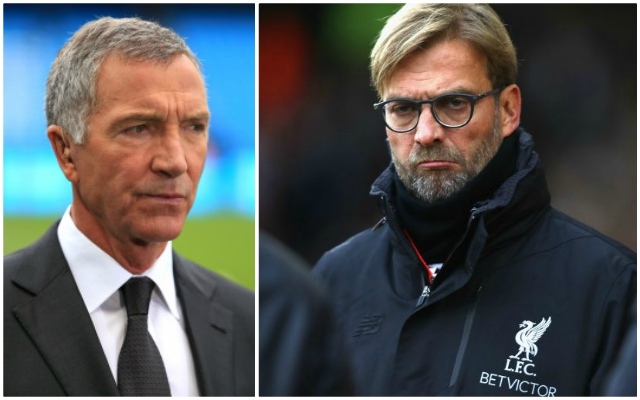Graeme Souness lets rip as he savages Reds' performance – and slams one shock man in particular