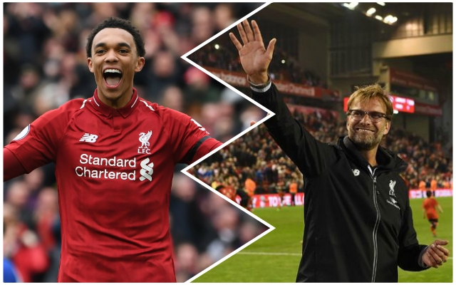 Trent Alexander-Arnold outlines the brilliant single moment that saw the Reds beat Arsenal