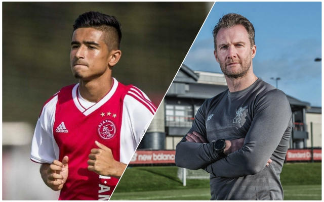 Reds linked with move for another Ajax starlet as wonderkid could follow in Ki-Jana Hoever's footsteps
