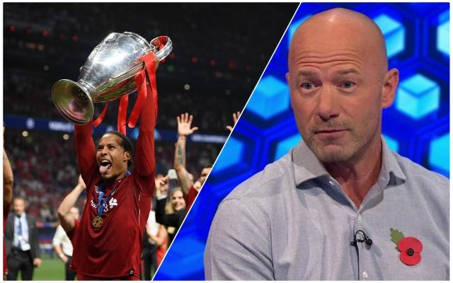 Pundit claims Reds are sorely missing Brazilian despite 'magnificent' Virgil van Dijk