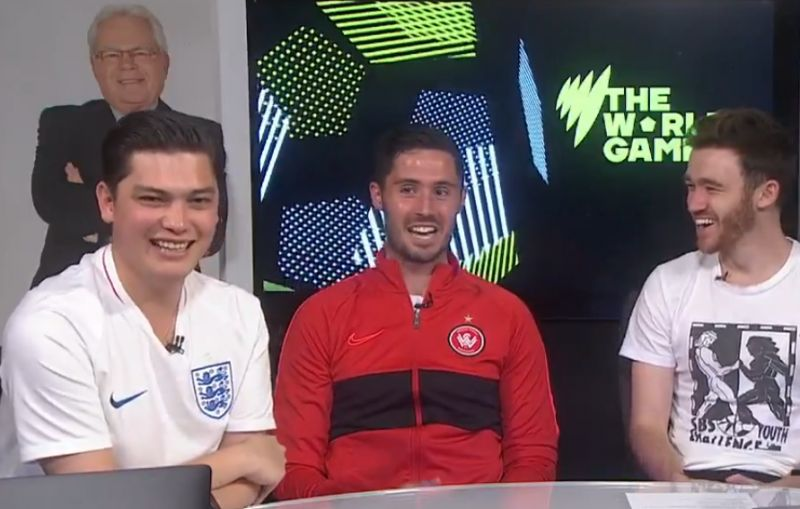 (Video) Dylan McGowan claims he wore Virgil van Dijk 'like a backpack'