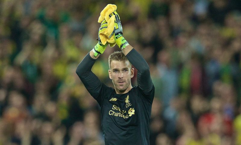 Klopp says Adrian is 'ready' after seeing out LFC's win over 'cheeky' Norwich