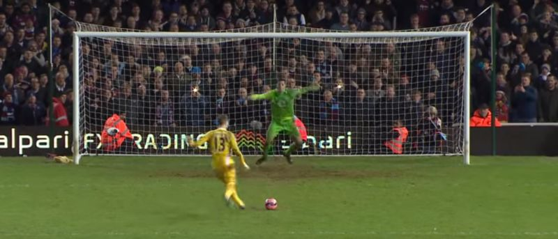 (Video) When LFC new-boy Adrian broke Evertonian hearts in FA Cup penalty shootout