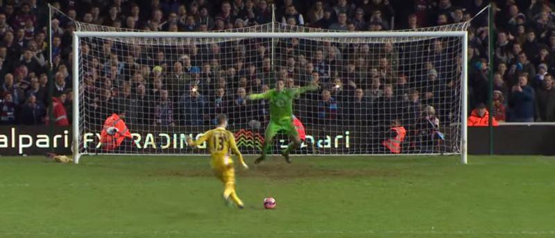 (Video) When LFC new-boy Adrian broke Evertonian hearts in FA Cup penalty shootout