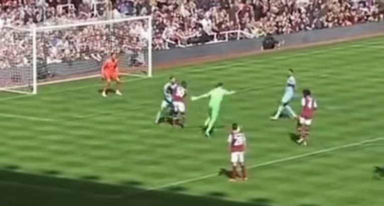 (Video) When LFC's new keeper scored solo goal after running length of pitch