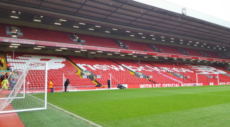 LFC hatch 'ambitious new plans' for Anfield Road stand
