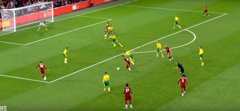 (Video) Firmino's highlights v. Norwich shows he's set for a massive season