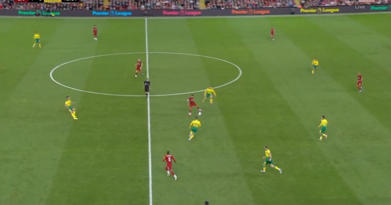 (Video) Insane Firmino back-heel as Liverpool get cocky at Anfield