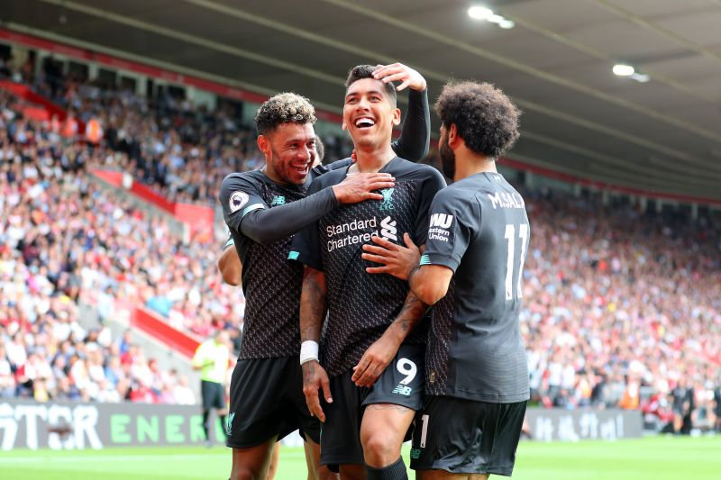 (Video) Firmino debuts latest wacky celebration