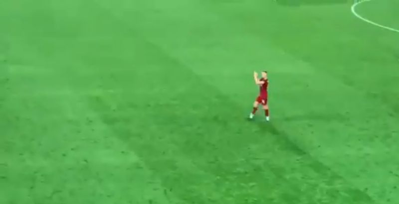 (Video) LFC fans serenade Henderson on first Anfield appearance since Madrid