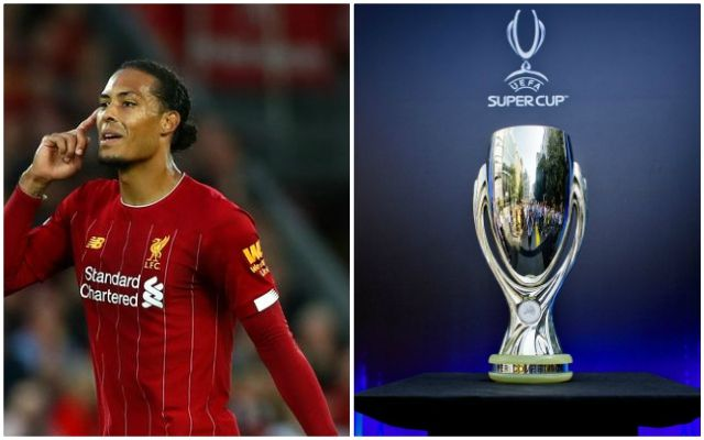 Van Dijk shows calming influence on and off the pitch with Adrian assessment