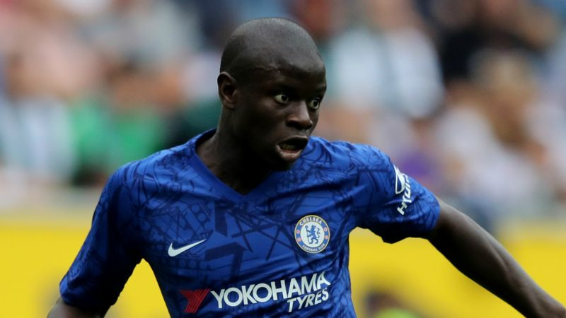 Chelsea star N'Golo Kante a doubt for Super Cup showdown with Liverpool